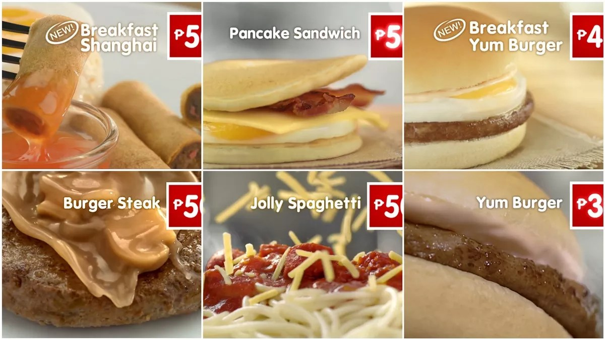 Satisfying Meal for P50 or Less with Jollibee JolliSavers