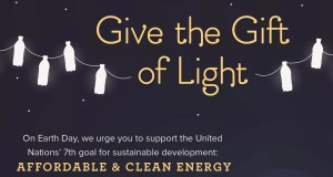 Give the Gift of Light with The Coffee Bean and Tea Leaf
