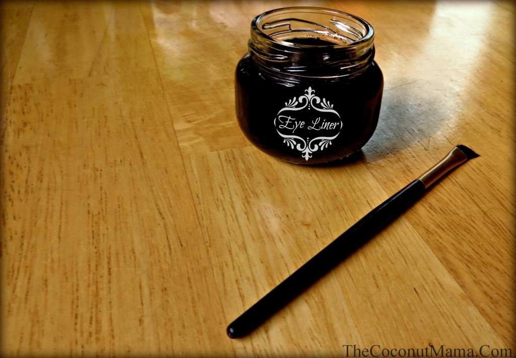 Homemade Eye Liner
