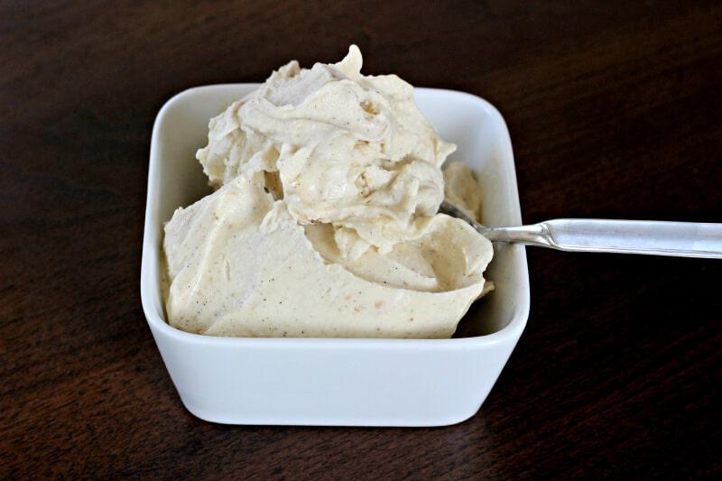 Banana-Coconut Raw Vegan Ice Cream - The Coconut Mama