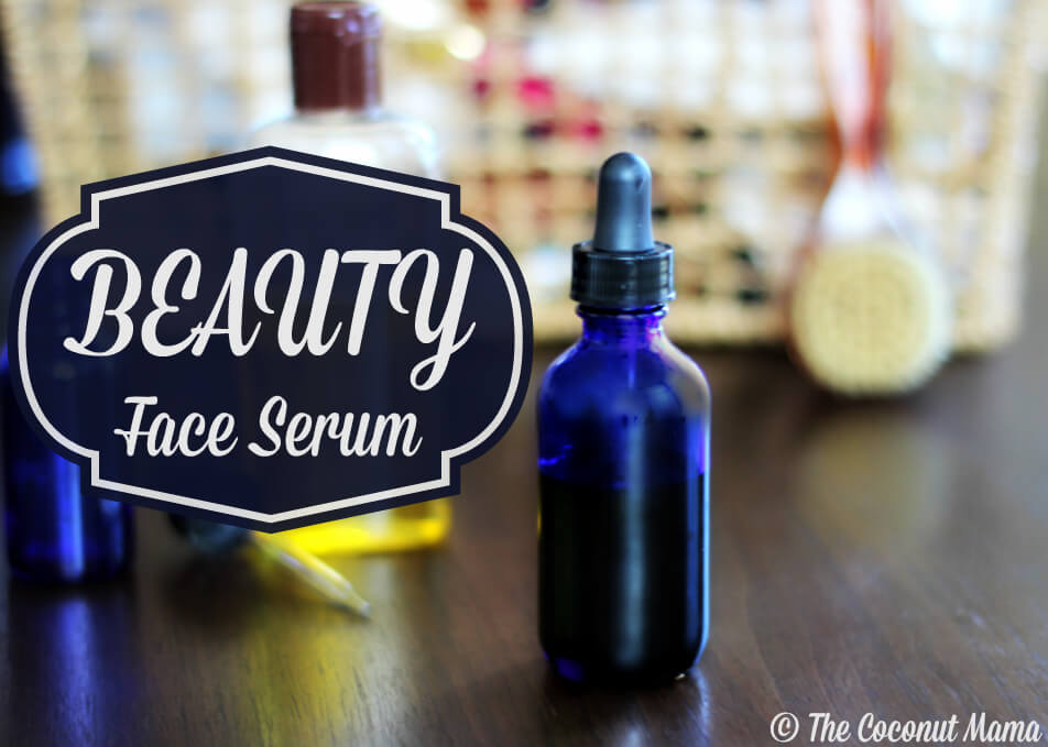 Beauty Face Serum Recipe