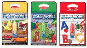 12 Melissa & Doug On the Go Water Wow