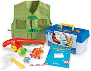 13 Learning Resources Pretend & Play Fishing Set