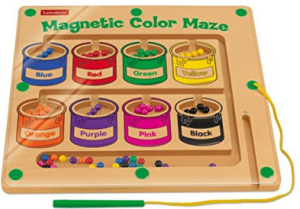 26 Sorting Colors Magnetic Maze