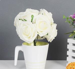 Artificial Flowers 50pcs