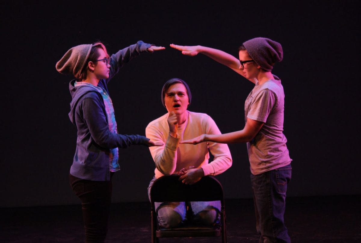 20% Theatre Company presents Naked I: Self-Defined