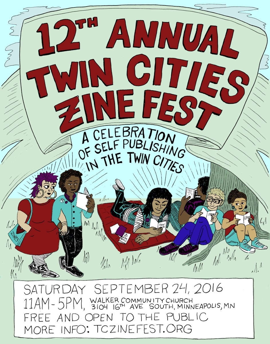 Twin Cities Zine Fest highlights queer artists