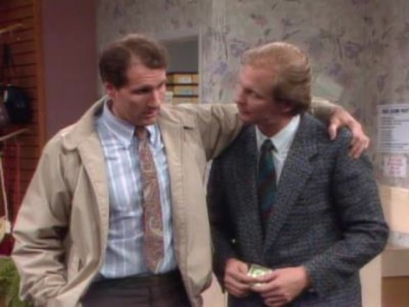 1986 Luke Ventura and Al Bundy