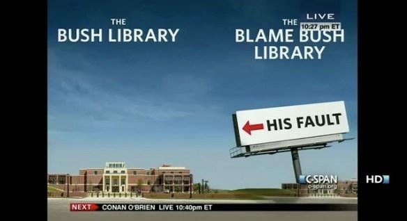 blamebushlibrary-obama-2013-whcd-nerdprom-whitehousecorrespondentsdinner