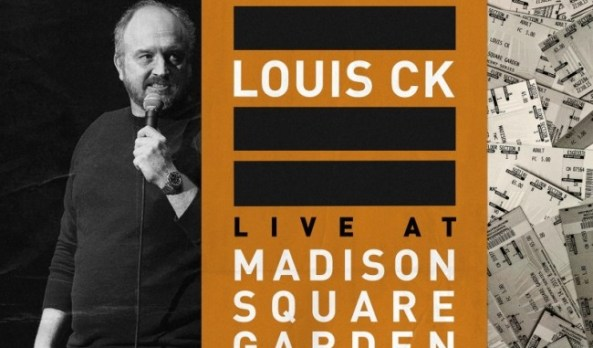 "Louis C.K. wins Grammy Award for Comedy Album of the Year in 2016 for ""Live at Madison Square Garden"""