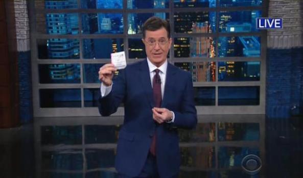 Stephen Colbert to broadcast LIVE editions of The Late Show during 2016 GOP, Democratic conventions
