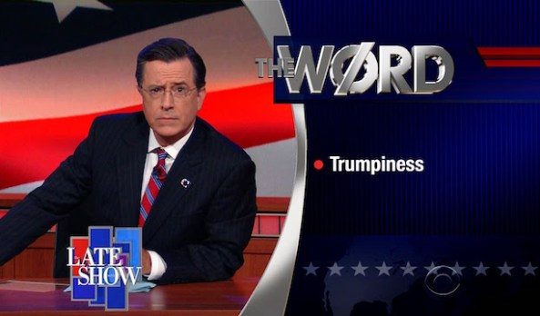"""Return of """"Stephen Colbert"""" kicks off seismic shift in late-night TV coverage for 2016 Republican National Convention"""