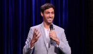 THE TONIGHT SHOW STARRING JIMMY FALLON -- Episode 0514 -- Pictured: Comedian Jeff Dye performs on August 3, 2016 -- (Photo by: Andrew Lipovsky/NBC/NBCU Photo Bank)
