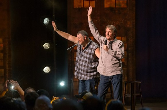 Jeff Foxworthy & Larry the Cable Guy: We've Been Thinking...