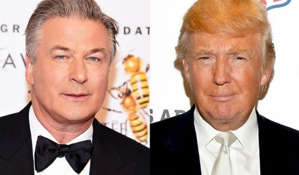 Alec Baldwin is now playing Donald Trump on Saturday Night Live