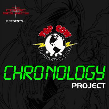 The Top Cow Chronology Project Podcast
