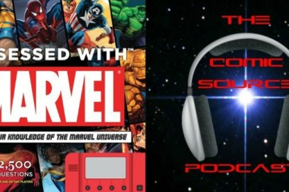 The Comic Source Podcast Episode 149 Obsessed With Marvel Trivia