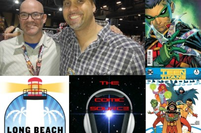 The Comic Source Podcast Episode 162 JonBoy Meyers LBCC Interview