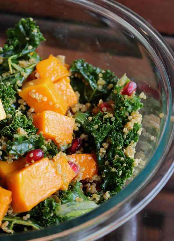 Quinoa Pie With Butternut Squash Recipes — Dishmaps