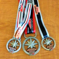 Not Ready To Put The Race Medals Away