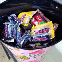 NYC Marathon, Halloween Candy & Some Recipe Links