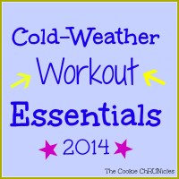Cold Weather Workout Essentials 2014