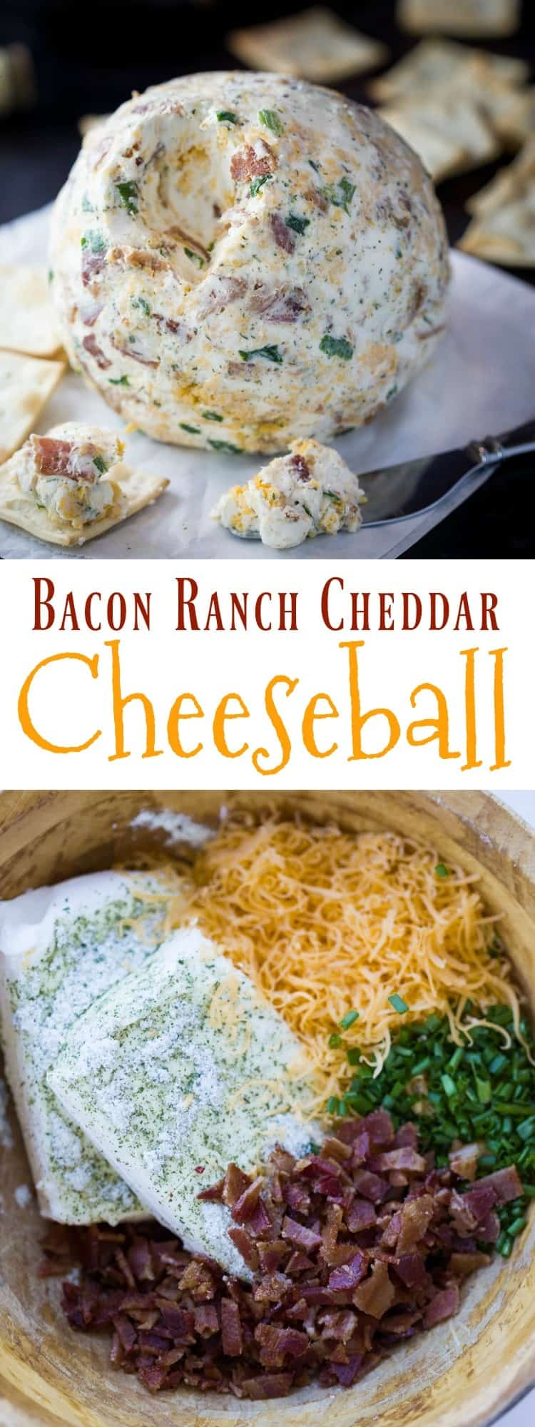 Large Of Best Cheese Ball Recipe