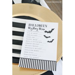 Sophisticated A Mystery Halloween Dinner Halloween Mystery Dinner Party Free Menu Crafting Ks Halloween Party Names College Halloween Party Names Bars Halloween Mystery Dinner Party Free Menu
