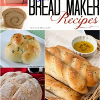 30+ Bread Maker Recipes