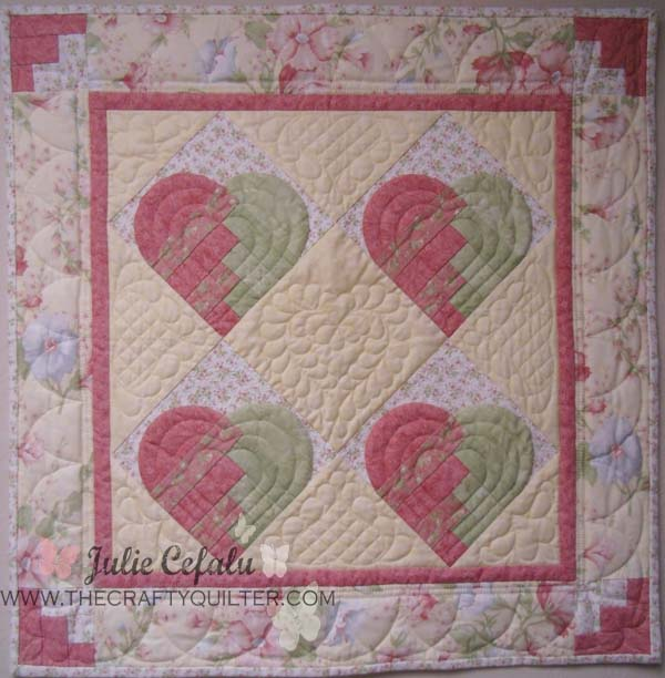 Sweet Heart Wall Hanging