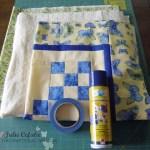 How to Spray Baste a Quilt