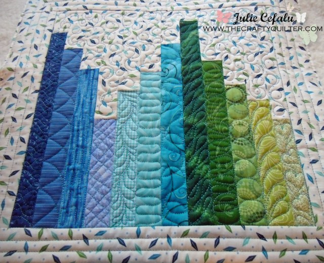 Skill Builder BOM 1 @ the crafty quilter