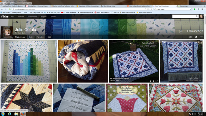 Flickr screen shot copy
