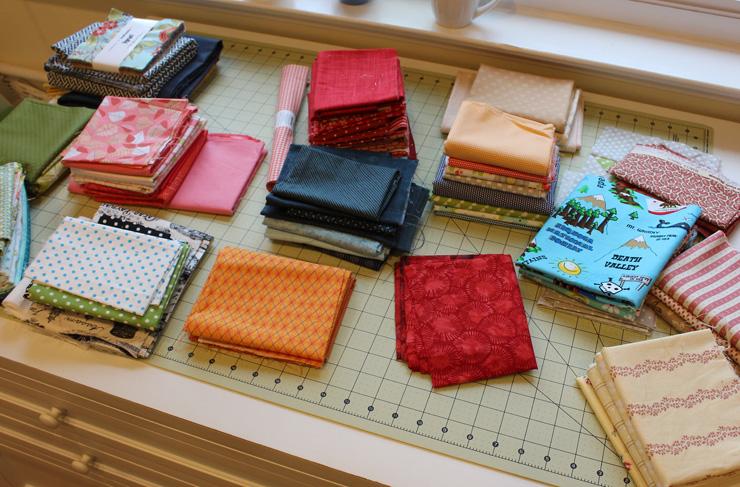 fabric groups