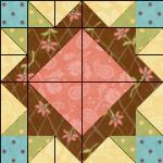 Free Quilt Block from Country Junk'tion