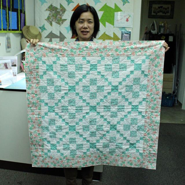Matsuko's quilt