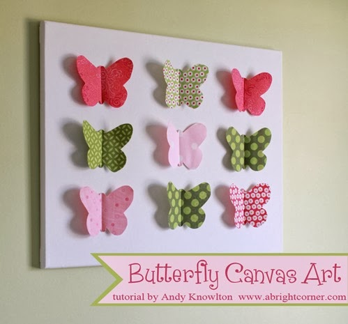 Butterfly Canvas Art_thumb[2]