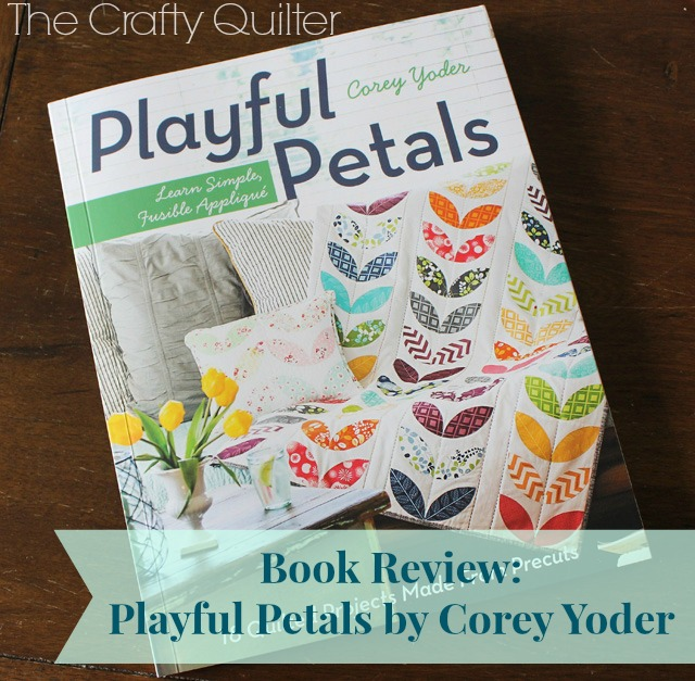 Playful Petals, by Corey Yoder; Book Review by Julie Cefalu