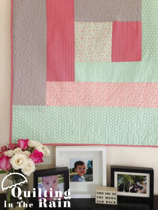 Quilt as you go tutorial @ Quilting in the Rain
