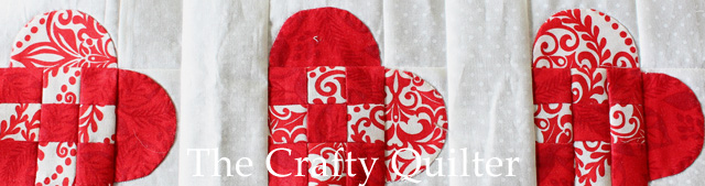 Nordic Hearts Quilt Blocks @ The Crafty Quilter