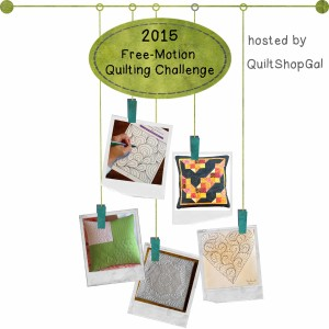 2015 FMQ Challenge at Quilt Shop Gal