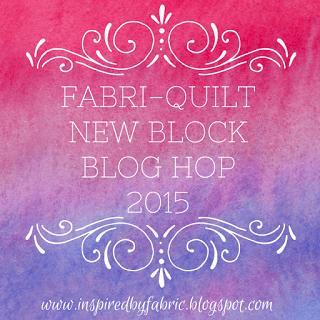 Fabri-Quilt New Block Blog Hop