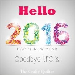 Hello 2016, Goodbye UFO's