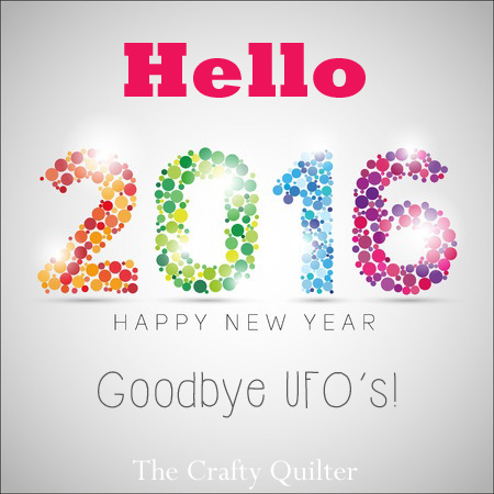 Hello 2016, Goodbye UFO's