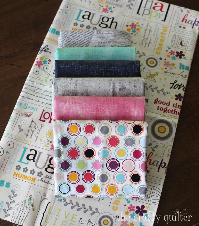 Rhapsody Bop fabric from Adornit