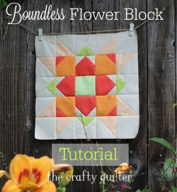 BOUNDLESS FLOWER BLOCK