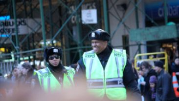 The face of the NYPD is changing. Photo by Henrique Pinto via Flickr