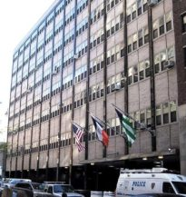 NYPD's former academy on W.23rd St. Photo courtesy Wikipedia.