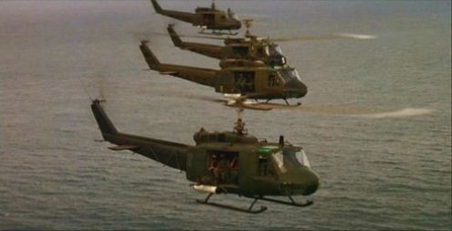 Apocalypse Now Helicopter