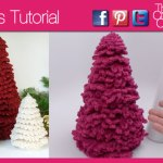 Christmas Tree Pattern + Tutorial